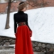 Теплые юбки