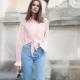 Женские джинсы-американки