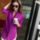 Фиолетовые рубашки