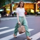 Мода на брюки кюлоты 2019