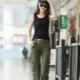 Модные брюки карго