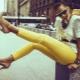 С чем носить бежевые туфли (64 фото)