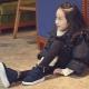 Детские зимние кроссовки для девочек