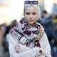 Шарфы: модные тенденции
