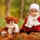 Комплект – детский шарф и шапка
