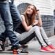 Кроссовки Adidas с полосками