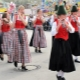 Баварский национальный костюм