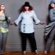 Брючные костюмы больших размеров для полных женщин