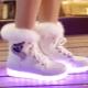 Светящиеся ботинки