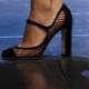 Туфли с сеткой