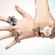 Бижутерия: стильные женские кольца
