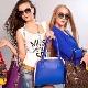 Молодежные женские сумки