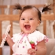 Расческа для новорожденных