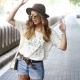 Как сшить женскую футболку: выкройки и мастер-классы