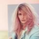 Розовые тоники для волос