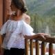Шьем блузки со спущенными и открытыми плечами