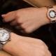 Женские наручные часы с будильником