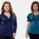 Выкройки блузок для полных женщин