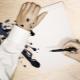Чем отстирать чернила от ручки с одежды?