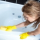 Чистим до блеска ванную комнату