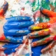 Как отстирать краску с одежды?