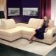 Как почистить без разводов светлый диван в домашних условиях?