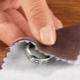 Как почистить серебро содой?