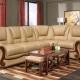 Как почистить светлый кожаный диван в домашних условиях?