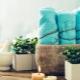 Как стирать махровые полотенца?