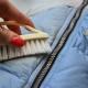 Чем отстирать жирные пятна с куртки?