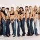 Выбор джинсов по типу женской фигуры