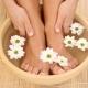 Как приготовить ванночку для ног с перекисью водорода?