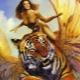 Мужчина Дева-Тигр: характеристика и совместимость в любви