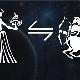 Совместимость Стрельца и Девы в отношениях
