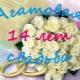 14 лет свадьбы: особенности даты и подходящие подарки