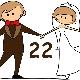 22 года после свадьбы: как называется и как её праздновать?