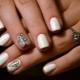 Белый дизайн ногтей: идеи и модные тенденции