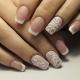 Белый френч с рисунком на ногтях: оригинальные идеи и актуальность