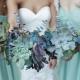Букет невесты: модные идеи и разнообразие вариантов