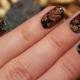 Хохлома на ногтях: дизайнерские приемы и тенденции