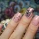 Как сделать простой и стильный маникюр с одуванчиками на ногтях?