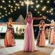 Как сделать танец невесты и ее подружек незабываемым?