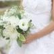 Как выбрать белый букет невесте?