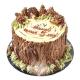 Как выбрать торт на деревянную свадьбу?