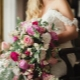 Каскадный букет невесты: советы по выбору цветов и варианты оформления