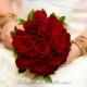 Красный букет невесты: тонкости выбора цветов и дизайна