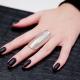 Матовое покрытие для ногтей – идеи и модные тенденции