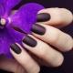 Матовый дизайн ногтей: обзор самых популярных идей и пошаговый разбор их воплощения