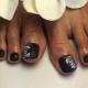 Матовый педикюр – нестандартные решения в дизайне ногтей
