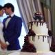 Оригинальные идеи для создания необычных свадебных тортов